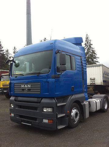 MULTI-PLAST MAN TGA - TGX XLX spoiler para MAN TGA - TGX XLX camião tractor novo