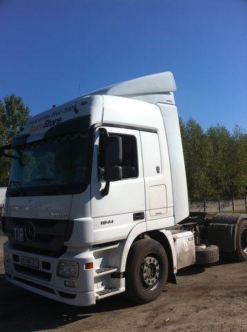 MULTI-PLAST Mercedes-Benz Actros spoiler para MERCEDES-BENZ Actros camião tractor novo