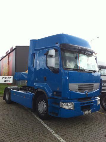 MULTI-PLAST międzyosiowe Renault Premium spoiler para RENAULT Premium camião tractor novo