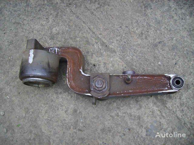Korobchataya suspensão de lâminas para semi-reboque