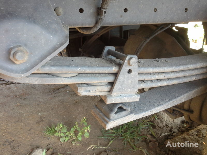 S 1985g.v po 2016g.v MAN L2000 TGL M2000 MAN-VW 8.163  8.153 8.150  8.180 10.150 suspensão de lâminas para MAN Avrazborka camião
