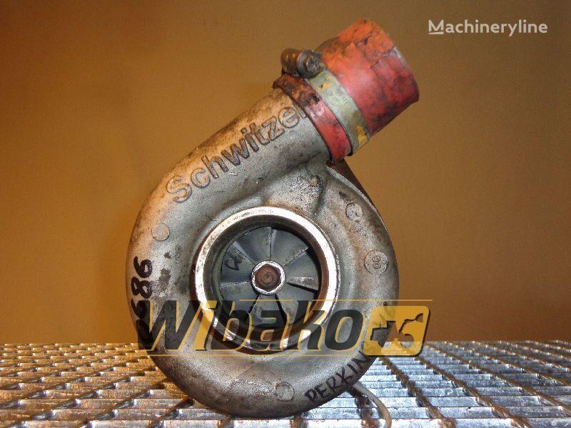 Turbocharger Schwitzer 2674A154 turbocompressor para 2674A154 (20H90-00260) outros equipamentos de construção