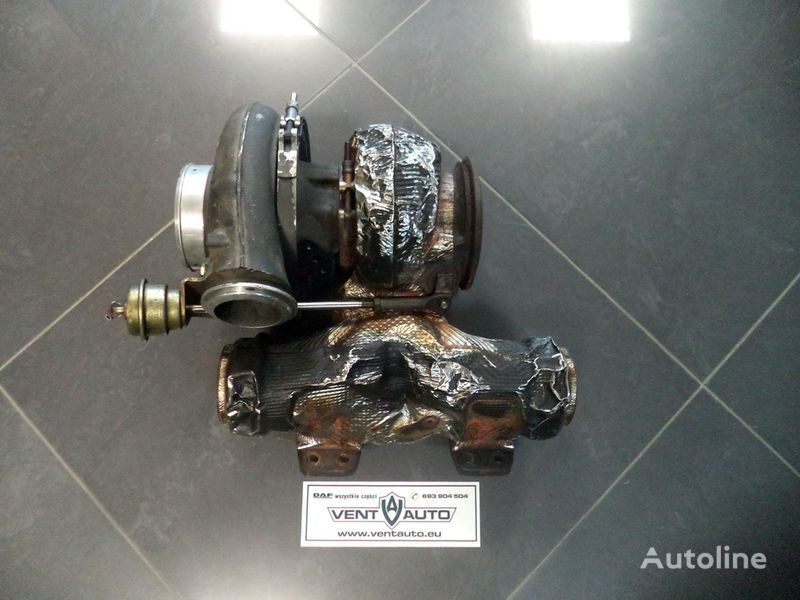 DAF TURBO TURBOCHARGER TURBINA turbocompressor para DAF XF 105 camião
