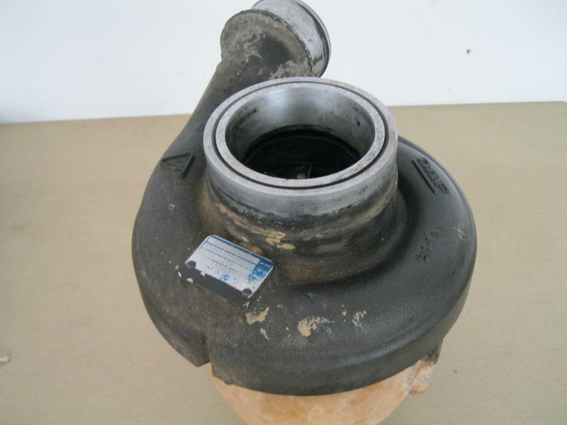 turbocompressor para DAF XF/CF camião tractor