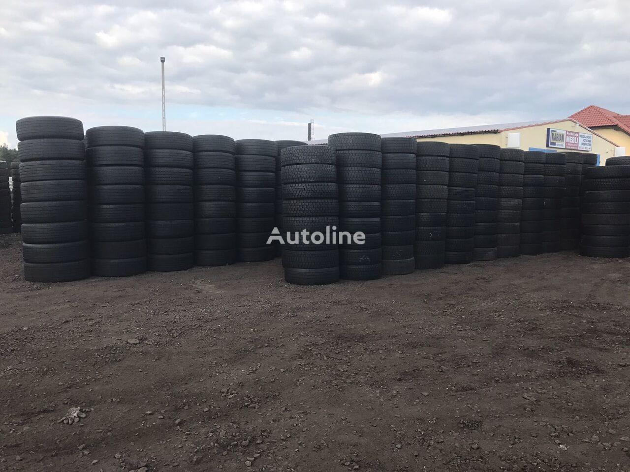 pneu de camião Continental 295/80 R 22.50