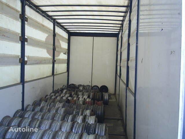 MAN 15.224 disco de roda para camião