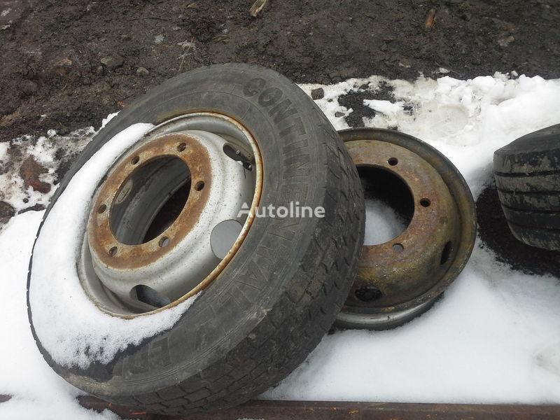 MAN L2000 M2000 TGL R17.5 R19.5. disco de roda para camião