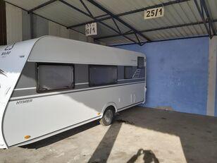 reboque de caravana HYMER ERIBA LIVING 525