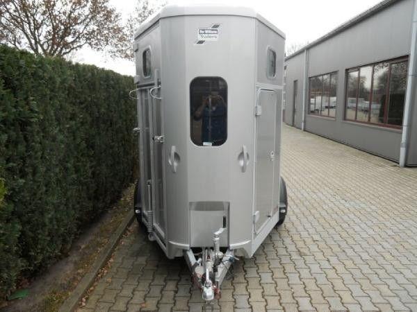 IFOR Williams HB506 reboque de cavalo