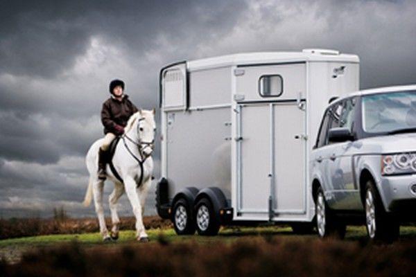 IFOR Williams HB511 reboque de cavalo