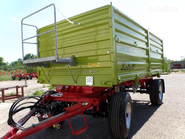 CONOW HW 180 Dreiseiten-Kipper V 4 reboque de transporte de cereais novo