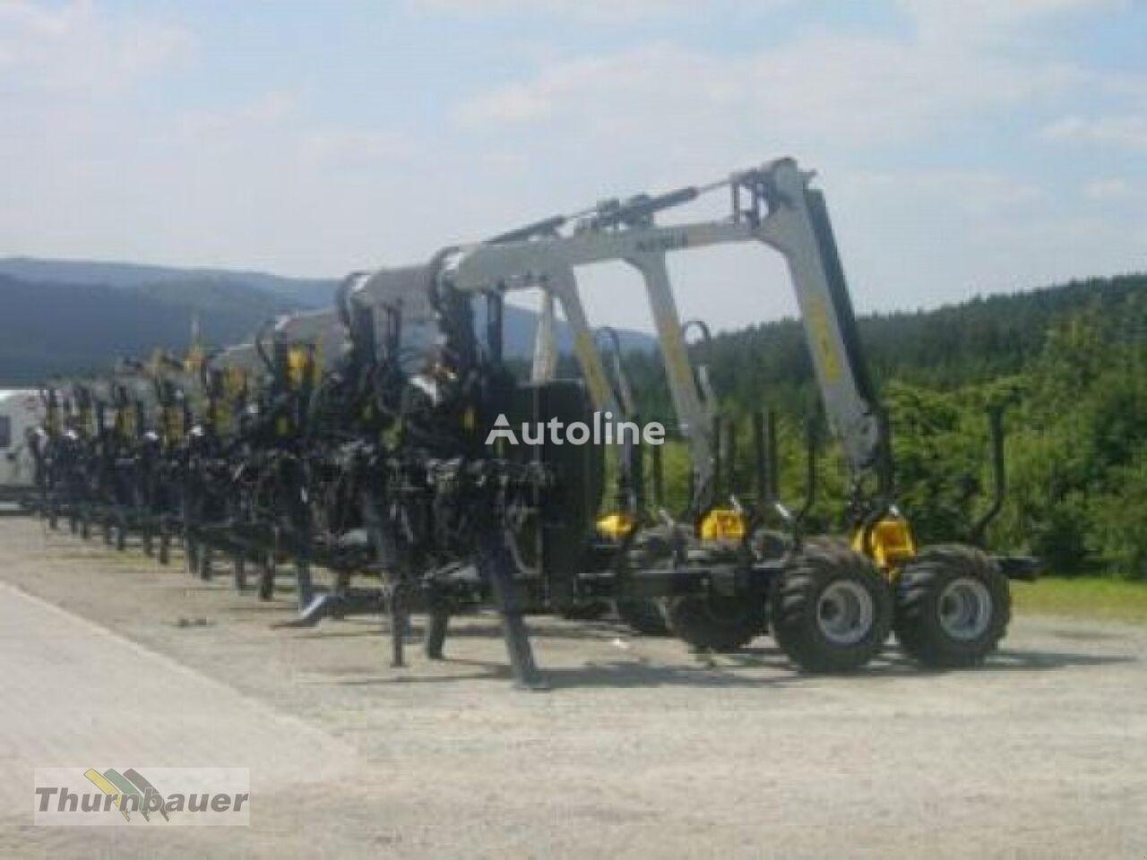 9T - 15 T reboque de transporte de madeira novo