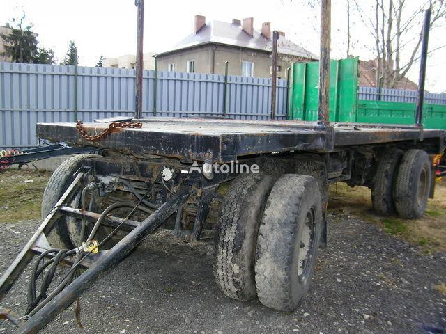 PV 1612 reboque de transporte de madeira
