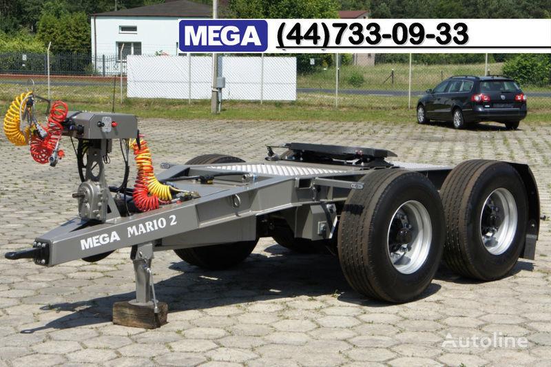 MEGA 2015 SALE !!! 2 Achsen Dolly fur Kipper mit Hydraulik - BEREIT ! reboque dolly novo