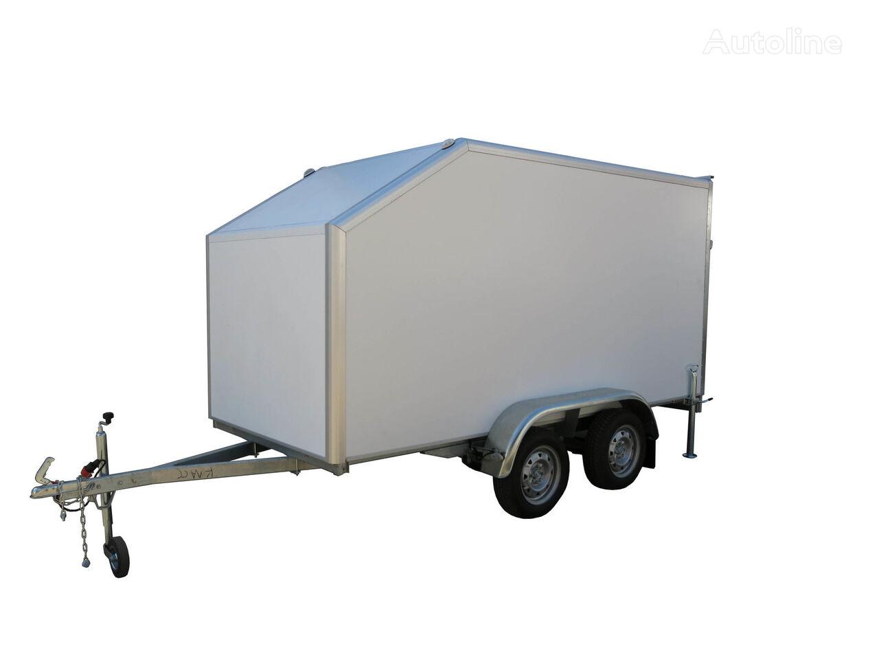 ISTOK 3792M4 reboque furgão novo