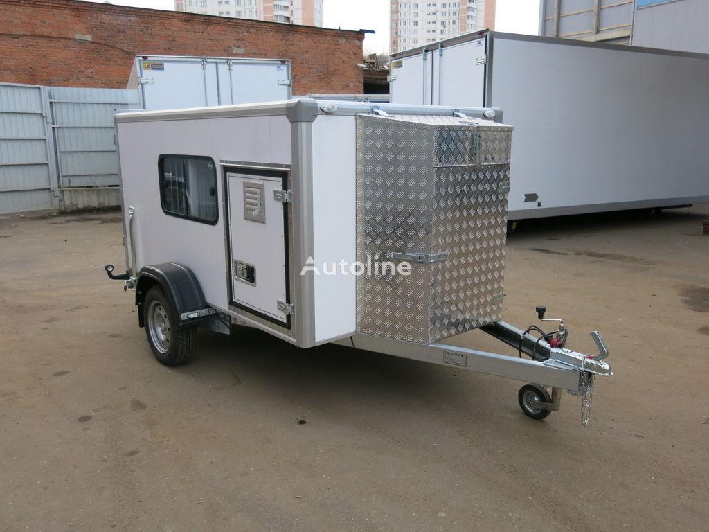 reboque transporte animais ISTOK 3791M3 novo