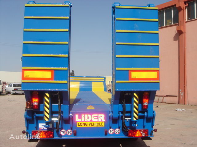 LIDER NEW 2017 MODELS YEAR LIDER TRAILER semi-reboque baixa novo