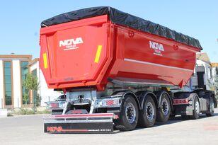 semi-reboque basculante NOVA TIPPER SEMI TRAILER HARDOX MANUFACTURING COMPANY novo