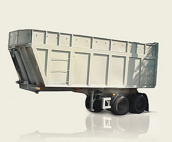 MAZ 950600-030 semi-reboque basculante novo