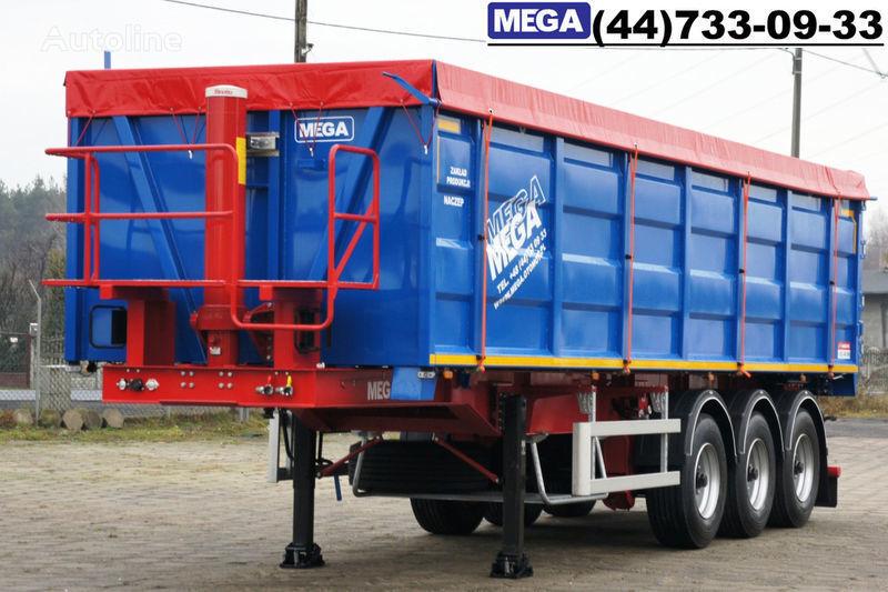 MEGA 40 kub., klapan-dverey, 40/9200 KD !! GOTOV !! semi-reboque basculante novo