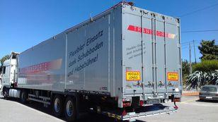 semi-reboque de transporte de cereais STAS