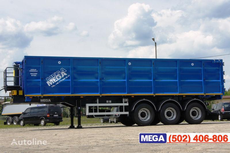 MEGA 38/10200 KD pama k tyagachu 6x4 semi-reboque de transporte de cereais novo