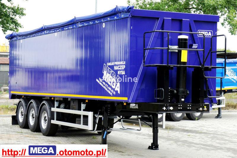 MEGA 55/11300 KD semi-reboque de transporte de cereais novo