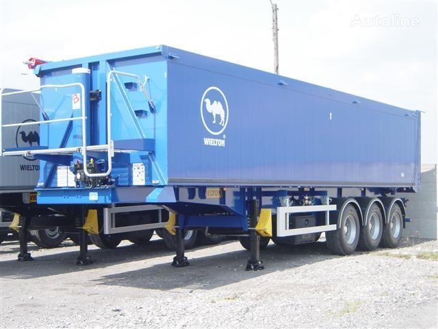 WIELTON NW - 3 (50m3) semi-reboque de transporte de cereais novo