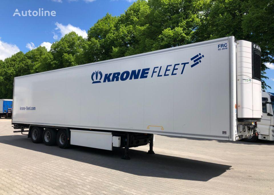 semi-reboque frigorífico KRONE