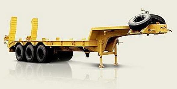 MAZ 937900-010 semi-reboque plataforma novo