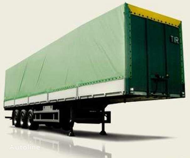 semi-reboque plataforma MAZ 975800 novo