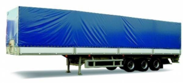 MAZ 975830 semi-reboque plataforma novo