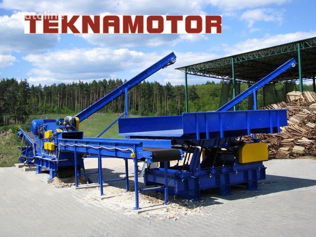 TEKNAMOTOR Skorpion 650 EB serração novo