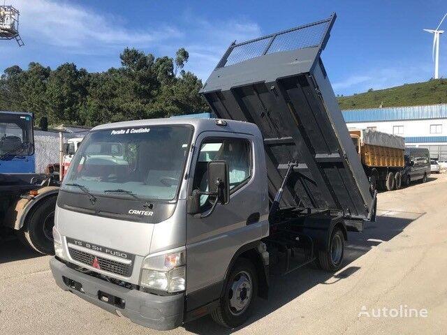 camião basculante < 3.5t Mitsubishi Fuso /Canter Kipper/