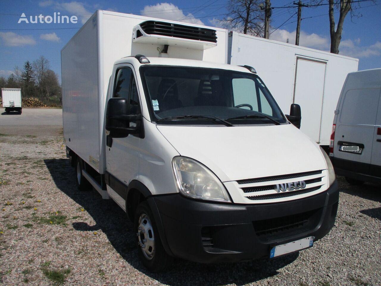 camião frigorífico < 3.5t IVECO Daily 35c15 chłodnia Winda Dhollandia mroźnia 3.0 -150KM kiper