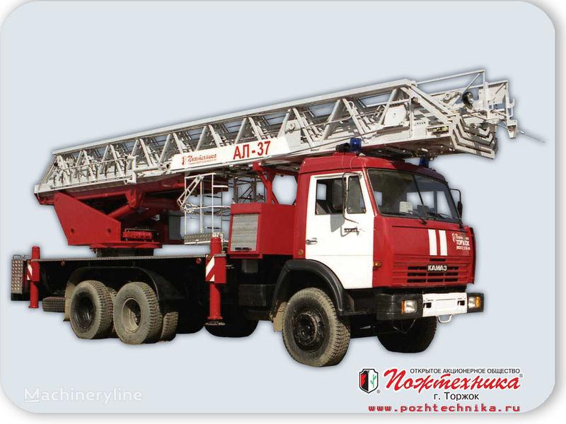 KAMAZ AL-37 auto-escada