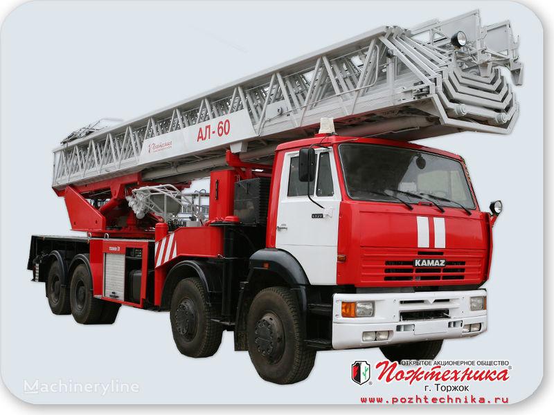 KAMAZ AL-60 auto-escada