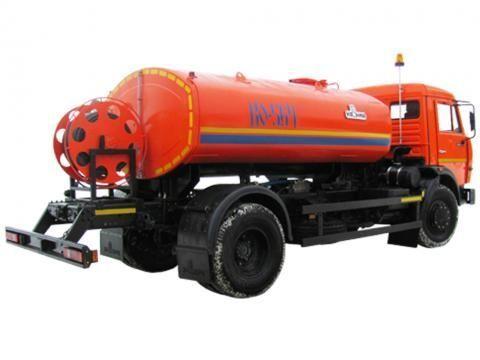 KAMAZ KO-564-20 camião de limpeza e desobstrução de fossas