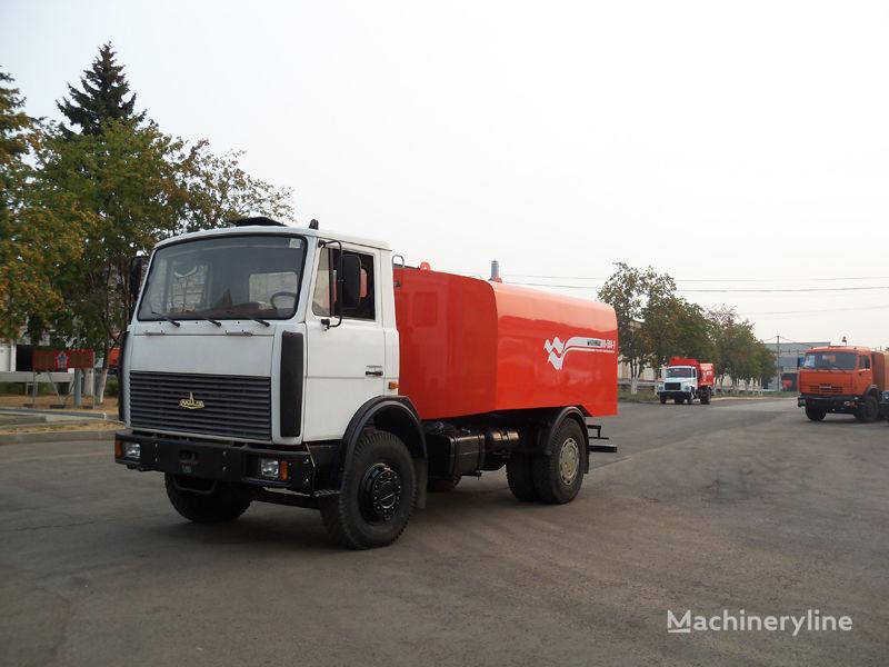 MAZ KO-514-1 camião de limpeza e desobstrução de fossas