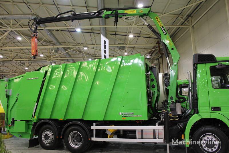 FAUN POWERPRESS 520 camião de lixo novo