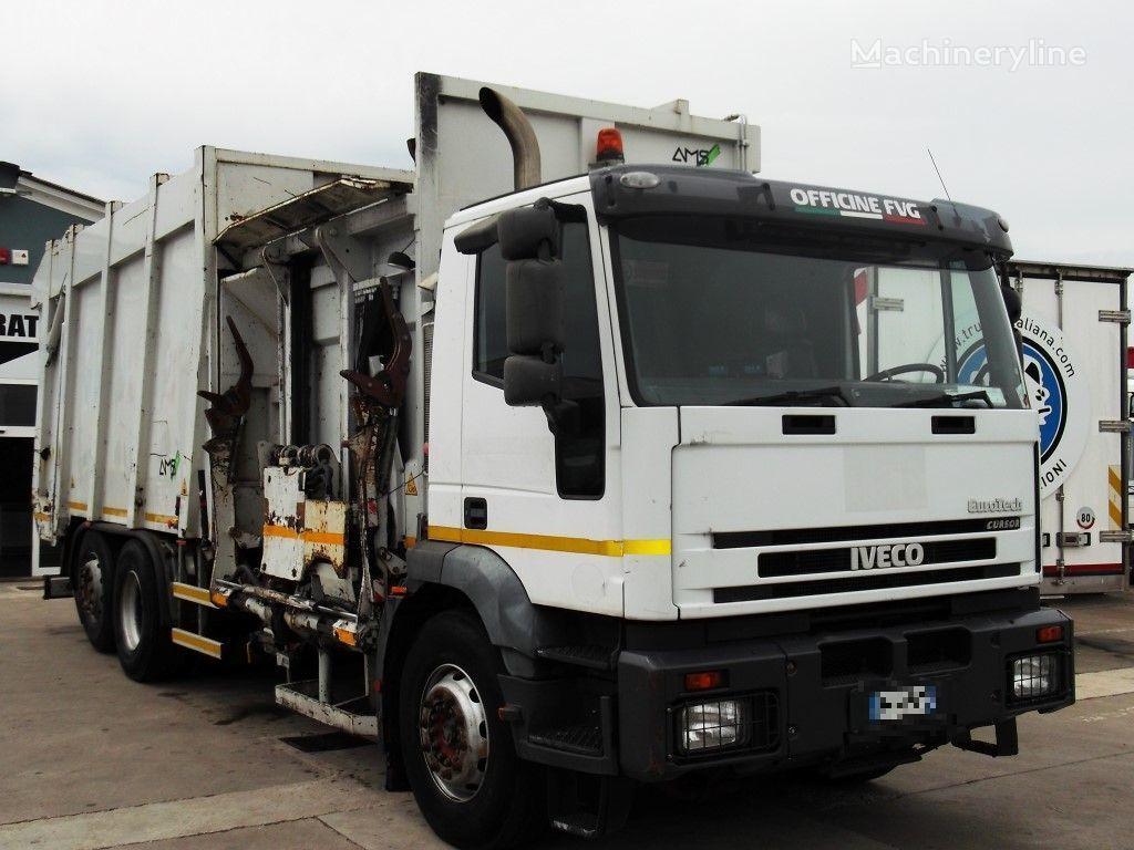 camião de lixo IVECO MAGIRUS 260E30 EUROTECH
