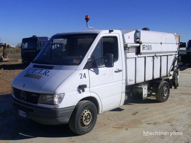 MERCEDES-BENZ 308 DT NG/35/35/C camião de lixo