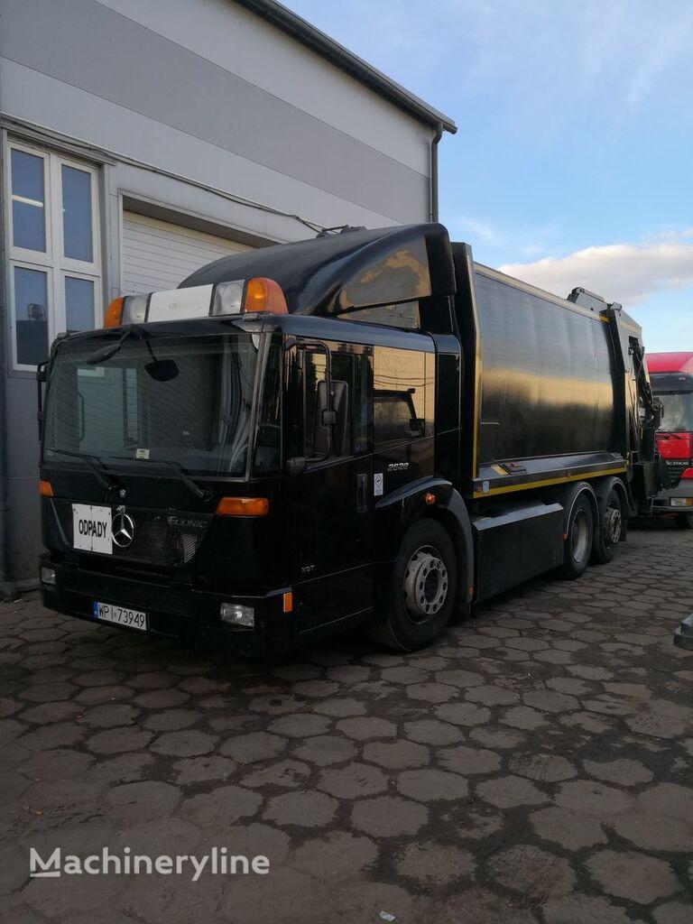 camião de lixo MERCEDES-BENZ Econic 2628