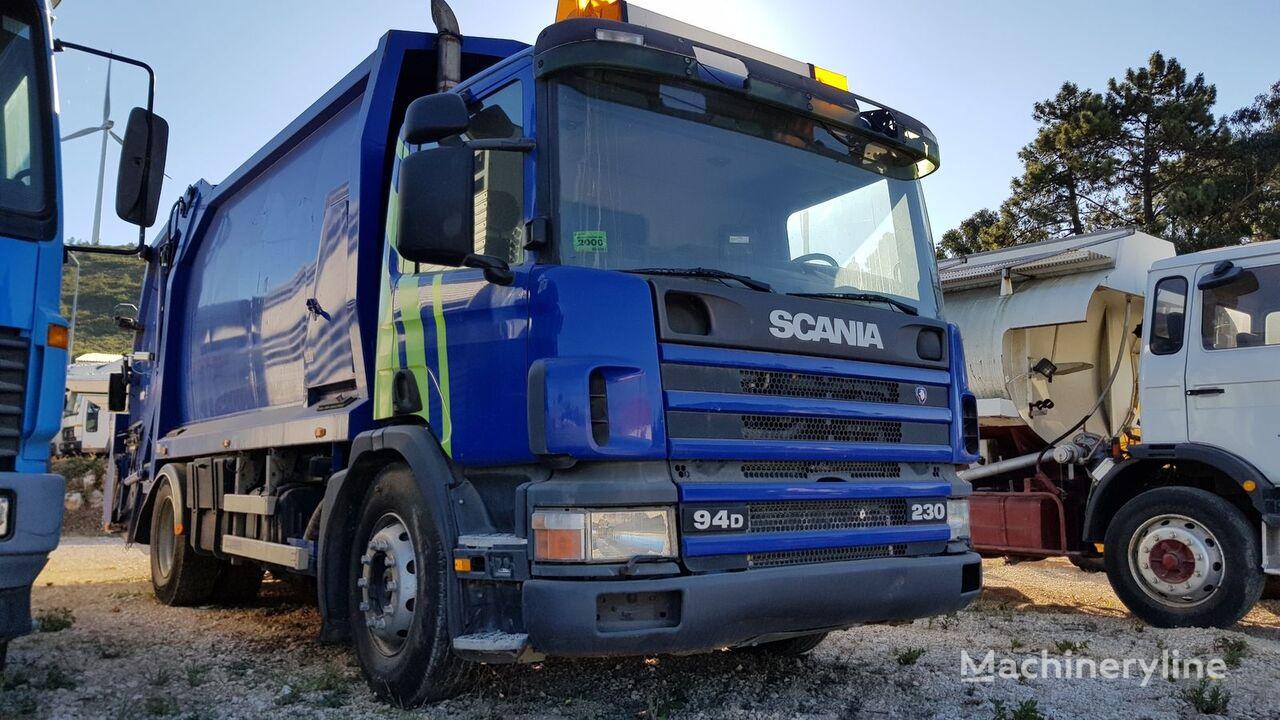 camião de lixo SCANIA 94D 230