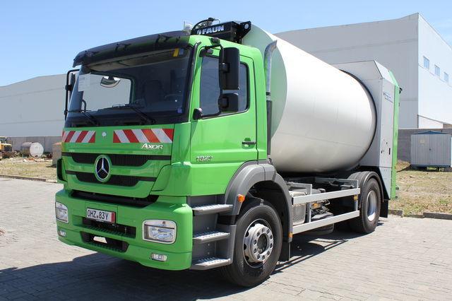 VARZ-MV-1823-16 camião de lixo novo