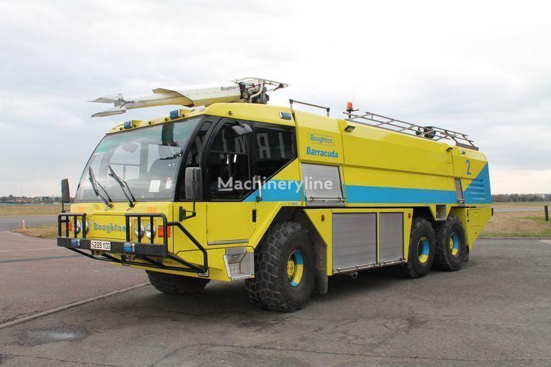 Reynolds Boughton Barracuda 6x6 carro de bombeiros do aeroporto