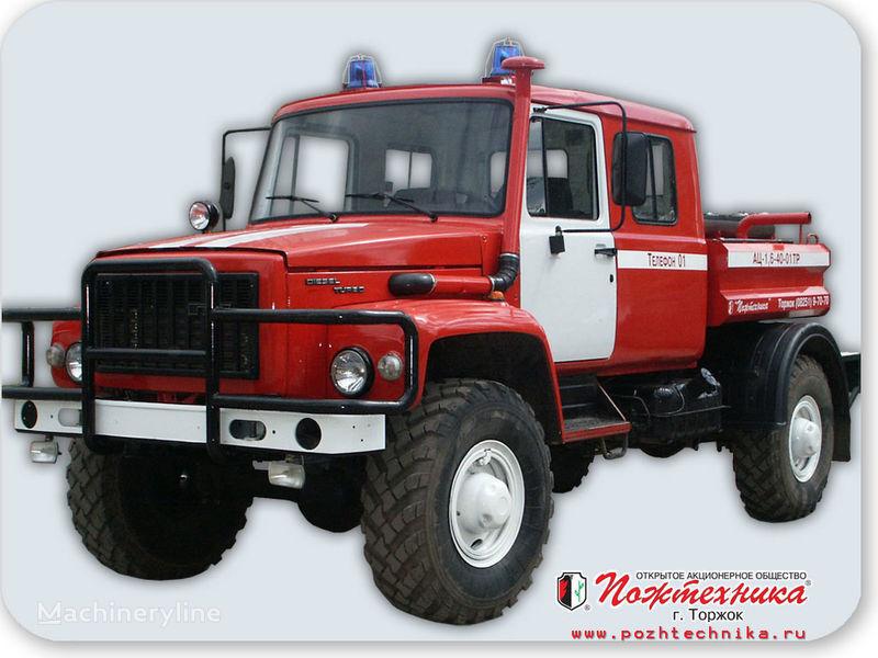 GAZ  AC 1,6-40 carro de bombeiros