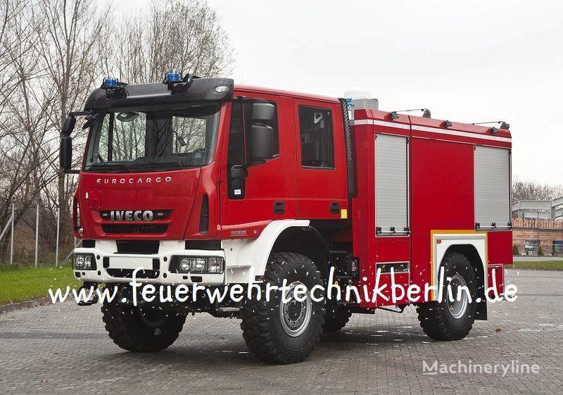 IVECO Eurocargo ML150E28 WS Fahrgestell.: 4x4 Neufahrzeug, Sofort Verf carro de bombeiros novo