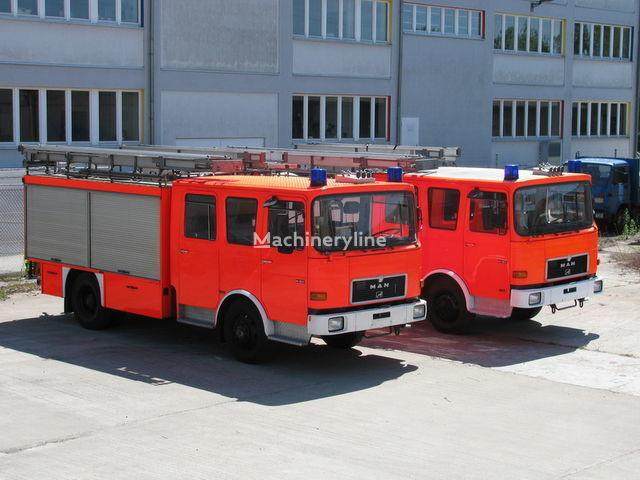 MAN TLF 14.192  1.700 Liter Wassertank 400 L Schaum carro de bombeiros