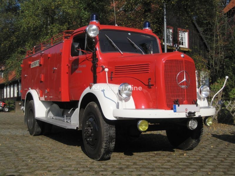 MERCEDES-BENZ LAF 311 Oldtimer carro de bombeiros